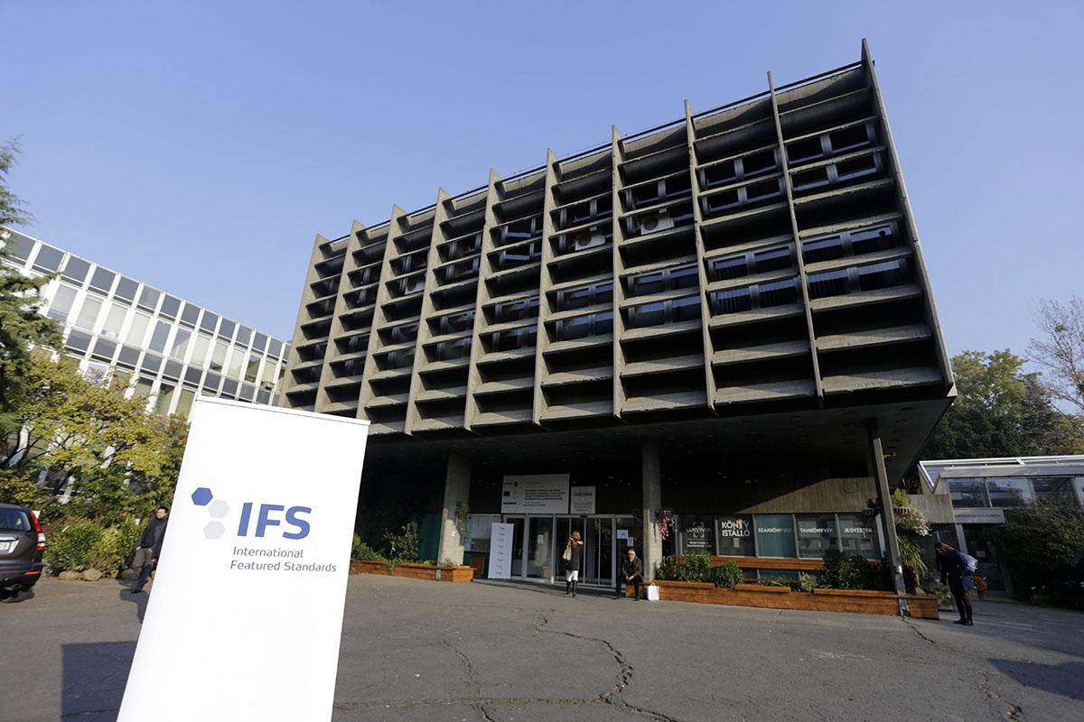 IFS Élelmiszer-biztonsági konferencia 2015