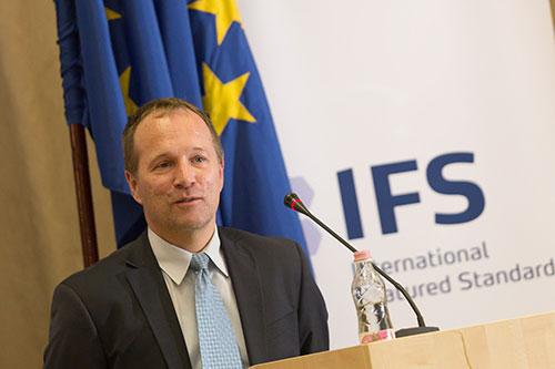 IFS Élelmiszer-biztonsági konferencia 2014